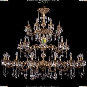 1702/16+8+8/335+265/A/FP Люстра Bohemia Ivele Crystal (Богемия)