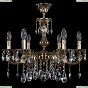 1702/6/210/A/GB Хрустальная подвесная люстра Bohemia Ivele Crystal (Богемия)