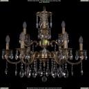1702/6+3/265+181/A/FP Хрустальная подвесная люстра Bohemia Ivele Crystal (Богемия)