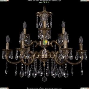 1702/6+3/265+181/A/FP Люстра Bohemia Ivele Crystal (Богемия)