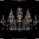 1702/6+6/335+150/A/NB Хрустальная подвесная люстра Bohemia Ivele Crystal (Богемия)