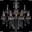 1702/8+4/265+181/B/NB Хрустальная подвесная люстра Bohemia Ivele Crystal (Богемия)