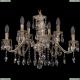 1703/10/225/A/GW Хрустальная подвесная люстра Bohemia Ivele Crystal (Богемия)