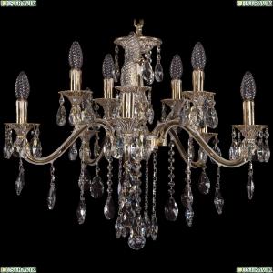 1703/10/225/B/GW Хрустальная подвесная люстра Bohemia Ivele Crystal (Богемия)