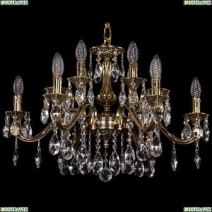 1703/12/225/A/GB Хрустальная подвесная люстра Bohemia Ivele Crystal (Богемия)