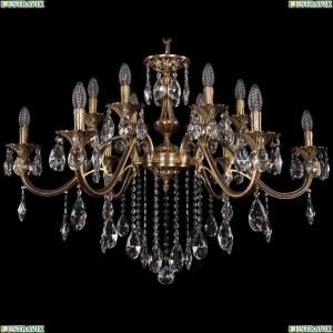 1703/12/360/B/FP Хрустальная подвесная люстра Bohemia Ivele Crystal (Богемия)