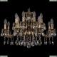 1703/16/225/A/GB Хрустальная подвесная люстра Bohemia Ivele Crystal (Богемия)