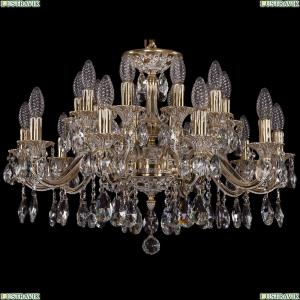 1703/20/225/A/GW Хрустальная подвесная люстра Bohemia Ivele Crystal (Богемия)