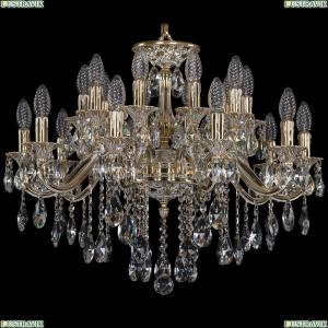 1703/20/225/B/GW Хрустальная подвесная люстра Bohemia Ivele Crystal (Богемия)