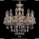 1707/14/125/B/GW Хрустальная подвесная люстра Bohemia Ivele Crystal (Богемия)
