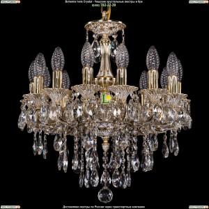 1707/14/125/B/GW Люстра Bohemia Ivele Crystal (Богемия)