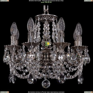 1707/8/125/C/NB Люстра Bohemia Ivele Crystal (Богемия)