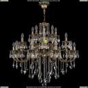 1722/10+5+5/335/B/GB Люстра Большая Bohemia Ivele Crystal (Богемия)
