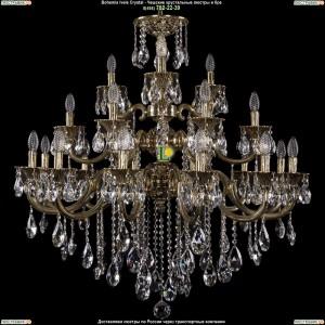 1732/12+6+3/335/SB/GB Люстра Большая Bohemia Ivele Crystal (Богемия)