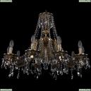 1771/10/270/A/FP Хрустальная подвесная люстра Bohemia Ivele Crystal