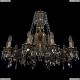 1771/10/270/A/FP Хрустальная подвесная люстра Bohemia Ivele Crystal (Богемия)