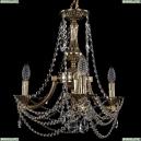 1771/3/150/C/GB Хрустальная подвесная люстра Bohemia Ivele Crystal (Богемия)