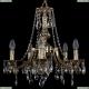 1771/5/150/A/GB Хрустальная подвесная люстра Bohemia Ivele Crystal (Богемия)