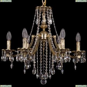 1771/6/190/B/GB Хрустальная подвесная люстра Bohemia Ivele Crystal (Богемия)