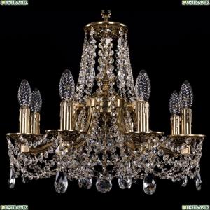 1771/8/150/C/GB Хрустальная подвесная люстра Bohemia Ivele Crystal (Богемия)