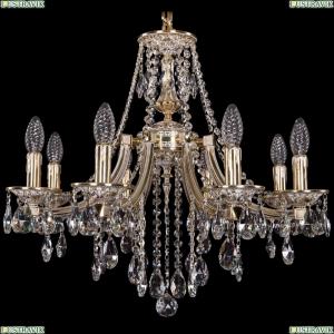 1771/8/190/B/GW Хрустальная подвесная люстра Bohemia Ivele Crystal (Богемия)