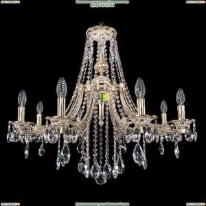 1771/8/270/B/GW Хрустальная подвесная люстра Bohemia Ivele Crystal (Богемия)
