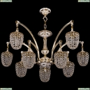 1772/10/342/GW Хрустальная подвесная люстра Bohemia Ivele Crystal (Богемия)