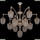 1772/12+1/342/GW Хрустальная подвесная люстра Bohemia Ivele Crystal (Богемия)
