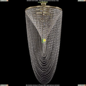 1921/45-100/G Люстра Bohemia Ivele Crystal (Богемия)