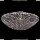 1932/55Z/Ni Хрустальная потолочная люстра Bohemia Ivele Crystal (Богемия)