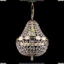 2160/20/G/chain Хрустальная подвесная люстра Bohemia Ivele Crystal