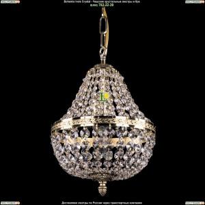 2160/20/GD Люстра Bohemia Ivele Crystal (Богемия)