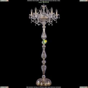 5511/5/195-160/G Торшер Bohemia Ivele Crystal (Богемия)