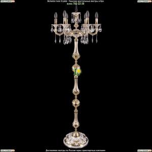 7000/6/181-160/A/GW Торшер Bohemia Ivele Crystal (Богемия)