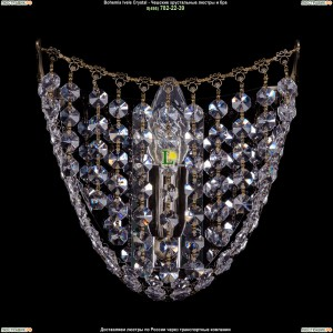 7708/1/W/Pa Бра Bohemia Ivele Crystal (Богемия)