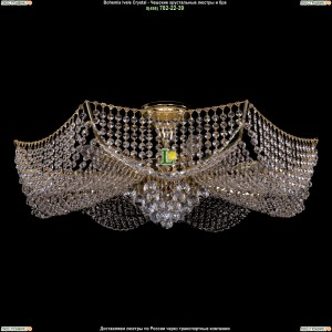 7708/14/G Люстра Bohemia Ivele Crystal (Богемия)