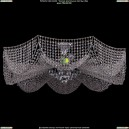 7708/16/Ni Хрустальная подвесная люстра Bohemia Ivele Crystal (Богемия)