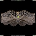 7708/18/G Хрустальная подвесная люстра Bohemia Ivele Crystal (Богемия)