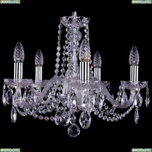 1402/5/160/Ni Хрустальная подвесная люстра Bohemia Ivele Crystal (Богемия)