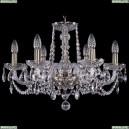 1402/6/195/Pa Хрустальная подвесная люстра Bohemia Ivele Crystal (Богемия)