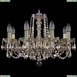 1402/8/195/G/M701 Хрустальная подвесная люстра Bohemia Ivele Crystal (Богемия)
