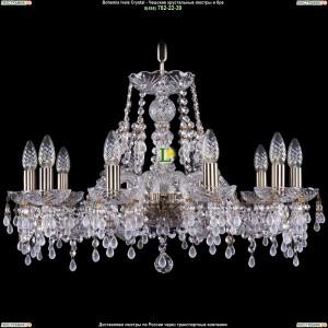 1410/10/240/Pa/V0300 Хрустальная люстра Bohemia Ivele Crystal (Богемия)