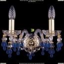 1410/2/G/V3001 Хрустальное бра Bohemia Ivele Crystal (Богемия)