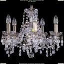 1410/5/141/Pa/V0300 Хрустальная подвесная люстра Bohemia Ivele Crystal (Богемия)