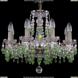 1410/8/160/Pa/V5001 Хрустальная люстра Bohemia Ivele Crystal (Богемия)