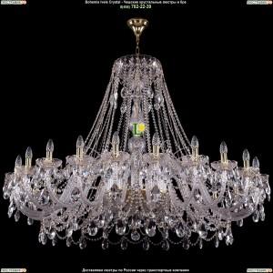 1411/24/530-115/G Хрустальная большая люстра Bohemia Ivele Crystal (Богемия)