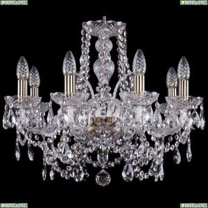 1411/8/195/Pa Хрустальная подвесная люстра Bohemia Ivele Crystal (Богемия)