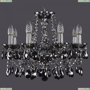 1413/8/165/NI/M781 Хрустальная подвесная люстра Bohemia Ivele Crystal (Богемия)
