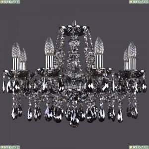 1413/8/200/Ni/M731 Хрустальная подвесная люстра Bohemia Ivele Crystal (Богемия)
