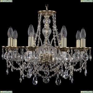 1611/8/195/GB Хрустальная подвесная люстра Bohemia Ivele Crystal (Богемия)